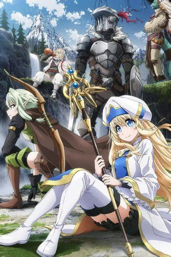 Anime Like Goblin Slayer by Goblin Slayer Anime Planet