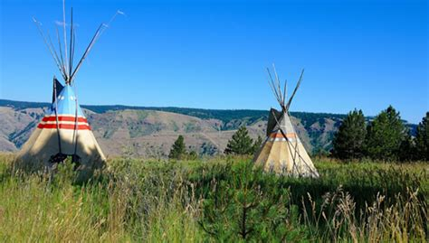 homes and clothing the nez perce of america