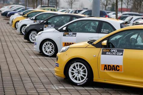 Rally Auto Technische Daten by Opel Adam Quot Cup Quot Technische Daten Automobilsport