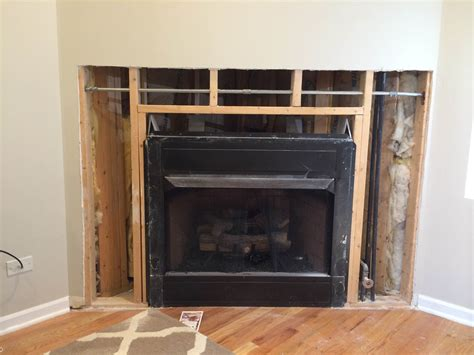 studs how can i build a mantel around fireplace