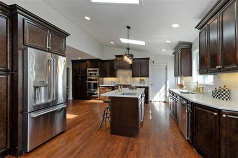 espresso wood color espresso kitchen cabinets trendy color for your kitchen