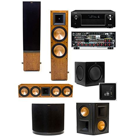 review klipsch rf 7 ii 5 1 home theater system