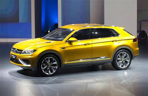 volkswagen crossblue volkswagen crossblue in hybrid concept gets us debut