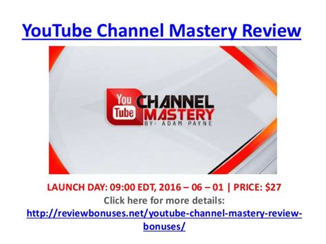designmantic youtube youtube channel mastery review