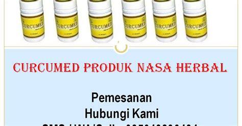 Curcumed Nasa Obat Kanker Kista Dan Tumor aturan minum curcumed produk nasa herbal agen produk nasa yogyakarta