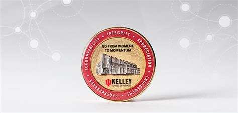 Kelley Mba Values by Kelley Moment Coin Kelley School Of Business Indiana