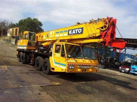 kato nk500e iii (1991) cranes & diggers limited