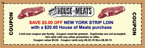 house of meats toledo free toledo coupons savings deals house of meats