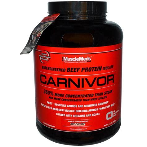 Whey Carnivor Health Nutrition Protein Supplement Whey Protein