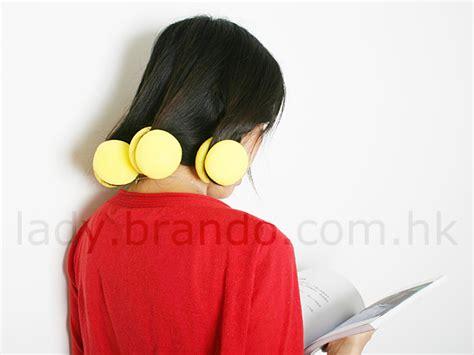 Alumi Curl Cap sponge hair curler