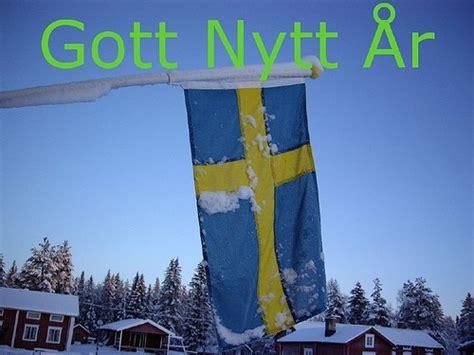 quot gott nytt 197 r quot means quot happy new year quot in swedish f o r t