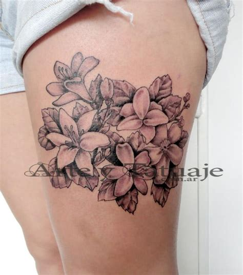 tatuajes de flores flores country para pictures to pin on pinterest tattooskid