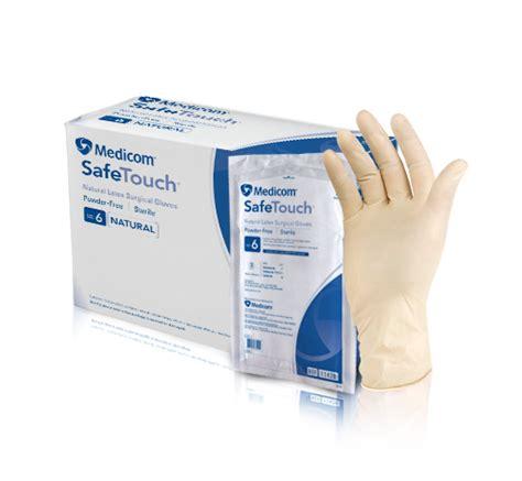 powdered and powder free surgical medicom