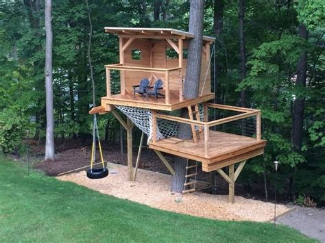 tree house designs for kids 25 best ideas about kid tree houses on pinterest amazing tree house kids tree