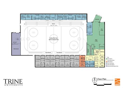 basketball arena floor plan trine university ready to break ground on new athletic