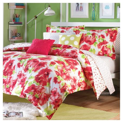fun comforters fun flowers bedding