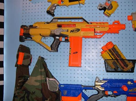 Nerf Gun Rack For Sale by 17 Best Images About Nerf Ideas On Toys Bullets And Nerf