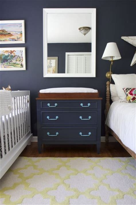 room navy as a neutral design dazzle