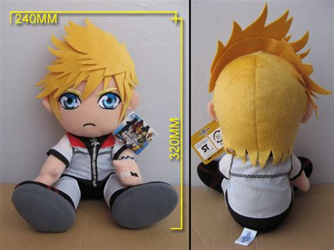 kingdom hearts plush doll khpl kmpl1300 anime