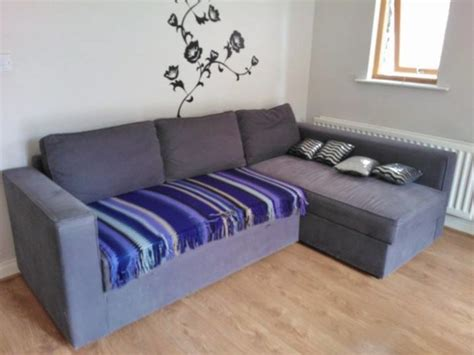 couch folds into bed modern ikea couch folds out into bed for sale in mullingar