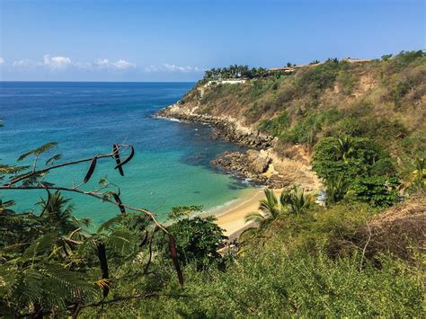 the cost of living in puerto escondido mexico for a month