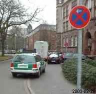 Auto Mit 3 Rädern by Parken Auf Radwegen In Und Um Oldenburg