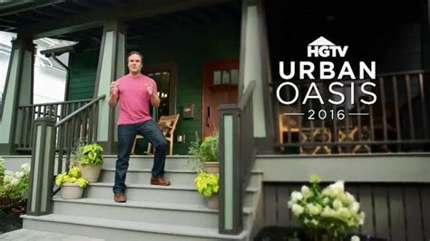 Www Hgtv Com Urbanoasis Sweepstakes - hgtv 2016 urban oasis giveaway tv commercial could be yours ispot tv