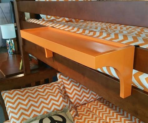 Bunk Bed Accessories Tray Top Bunk Organizer Bedding For Bunks