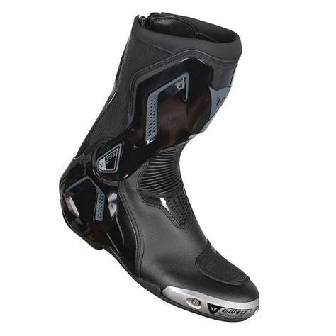 dainese torque   deri motosiklet botu siyah