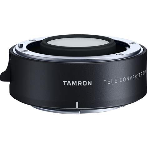 tamron teleconverter 1 4x for canon ef tcx14c700 b h photo