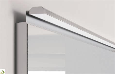 luce specchio bagno led arredo bagno sospeso moderno edera arredo design