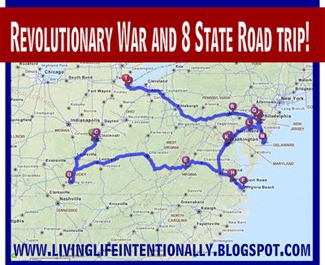 revolutionary war road trip–part 2