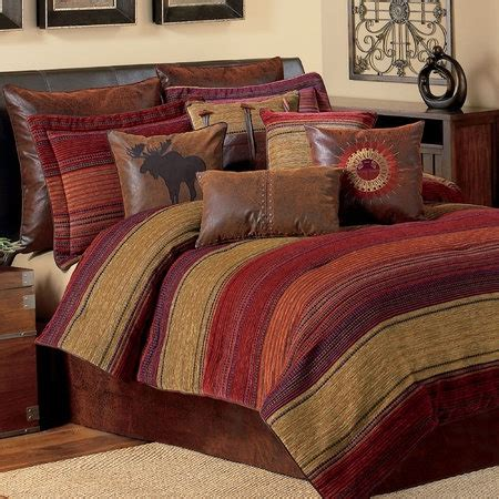 rustic bedspreads and comforters rustic bedding decorating pinterest