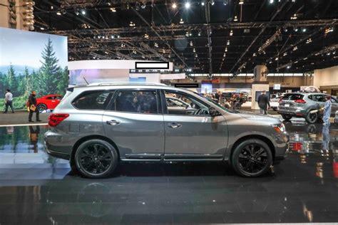 2019 Nissan Pathfinder Release Date by 2019 Nissan Pathfinder Facelift Highest Suv