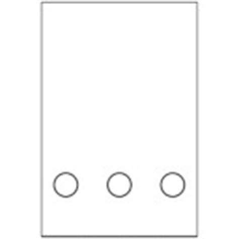 Ordner Etiketten Drucken Hochformat by Ordner Etiketten 3 Pro Bogen Mit Abtrennbarer