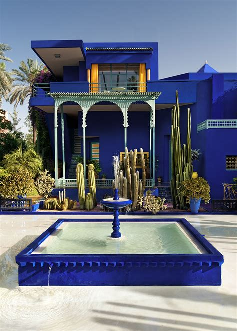 garten yves laurent marrakech inside the new yves laurent museums in and