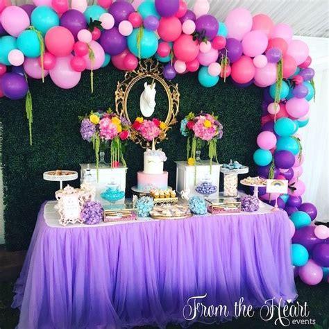 Best 25  Unicorn party ideas on Pinterest   Rainbow unicorn party, Unicorn themed birthday party