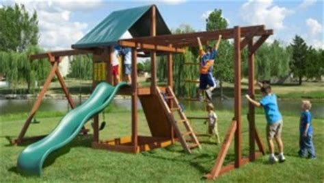 affordable swing set are plastic swing sets the most affordable type to buy