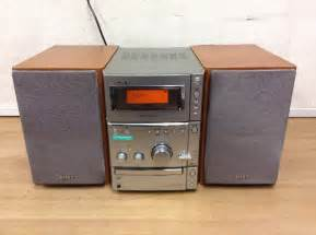 sony cmt cpx1 micro hifi stereo system cd cassette radio