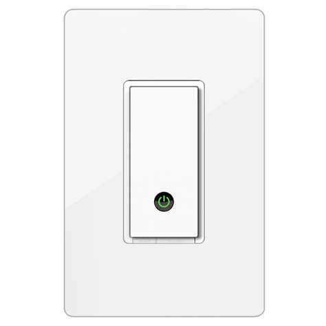 alexa enabled light switch new belkin wemo light switch smart home wifi enabled