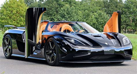 first koenigsegg ever made carscoops koenigsegg