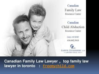 Ppt Canadian Family Law Lawyer Top Family Law Lawyer