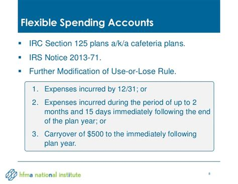 irs section 125 rules section 125 irs code 28 images section 125 of the