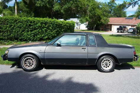 buick t type grand national hybrid