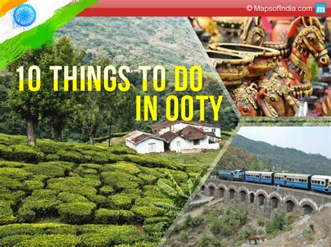 things to do on 10 things to do in ooty nilgiri district tamil nadu my india