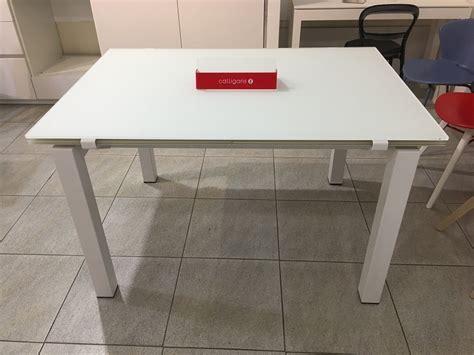 tavoli calligaris in offerta tavolo allungabile in offerta piano in vetro di connubia