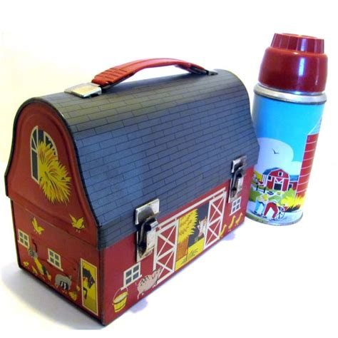Lunch Bag Lapis Almunium 480 best images about lunchboxes vintage on metals hee haw and tin lunch boxes