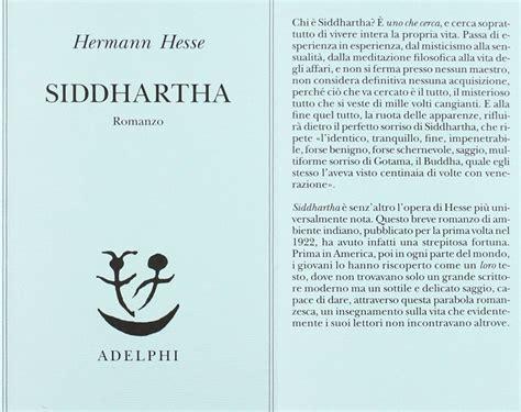 libro siddhartha so pensare so aspettare so digiunare siddharta di hermann hesse verit 224 relative