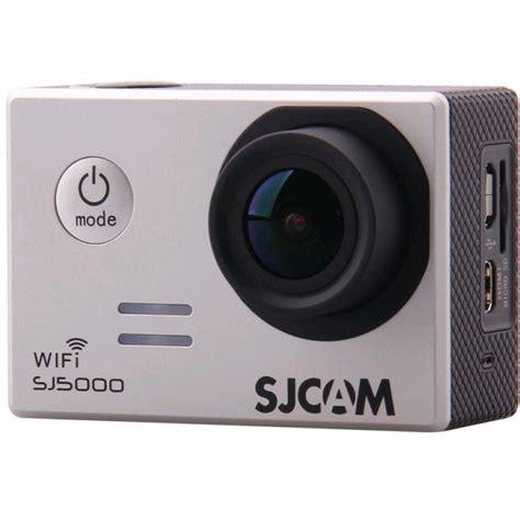 Sjcam Wifi Sjcam Sj5000 Wifi Hd Sports Silver