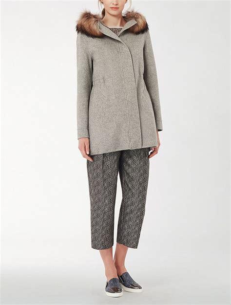 Ready Syari Maxmara Joana Grey max mara lea grey broadcloth parka find your on the official max mara website and